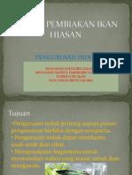 Program Pembiakan Ikan Hiasan