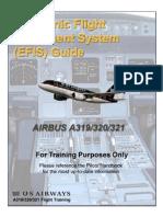 EFIS Training notes
