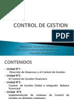 Control de Gestion (Clase 1)