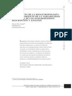 Bioantropologia y Amerindios. Carnese