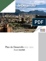 Plan Desarrollo2012 2016