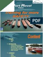 A arte de manobrar navios - Manobrabilidade