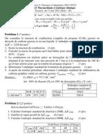 Examen CB21 31 Mai 2012+Corrige