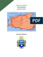 Trabajo de Municipio Peninsula de Macanao