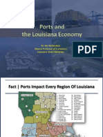 S2_Economic Impact of the Ports of Louisiana on the State and Regional Economics_LTC2013