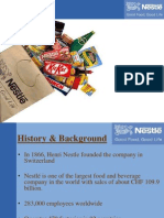 Nestle mms project