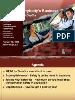 S3_SHSP Implementation Workshop Safety is Everybodys Business_LTC2013