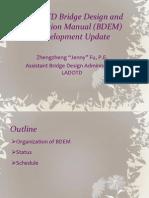 S4_LADOTD Bridge Design Manual Update_LTC2013