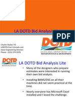 S9_Bid Analysis and Construction Items Price Estimation_LTC2013