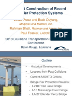 S13_Design and Construction of Recent Bridge Pier Protection_LTC2013