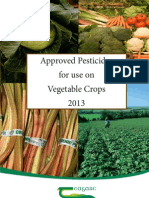 Approved Pesticides 2013 WEB