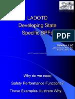 S21_Developing State Specific SPFs_LTC2013