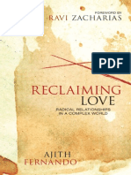 Reclaiming Love by Ajith Fernando