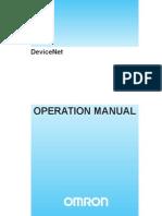 W267 E1 11+DeviceNet+OperManual
