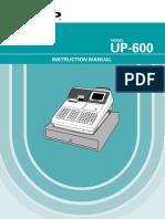 UP600 Instruction