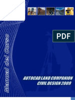 MANUAL DEL CURSO - AutoCAD Land Desktop 2009.pdf