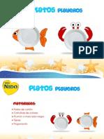 Platos Playeros