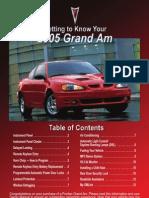 2005 Pontiac Grand Am Getknow