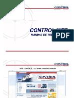 AP Control Web Treinamento