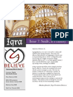 Iqra Newsletter - March Edition