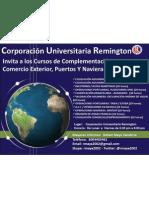 Cursos de Complementación en Comercio Exterior, Puertos Y Naviera