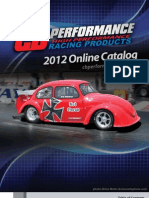 CB Performance 2012 Catalog