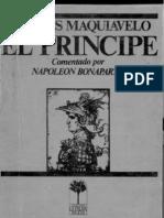 15925440 El Principe Nicolas Maquiavelo