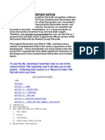 KWF Declaration