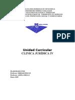 CLINICAS JURÍDICAS IV