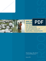 Operational Guidelines - OCHA