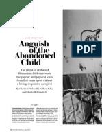 Anguish of the Abandoned Child