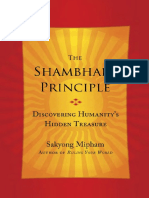 The Shambhala Principle by Sakyong Mipham