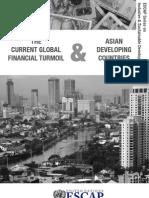 Global Financial Turmoil and Asian Economies
