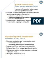 FM 110 Transportation Reinvestment Zones