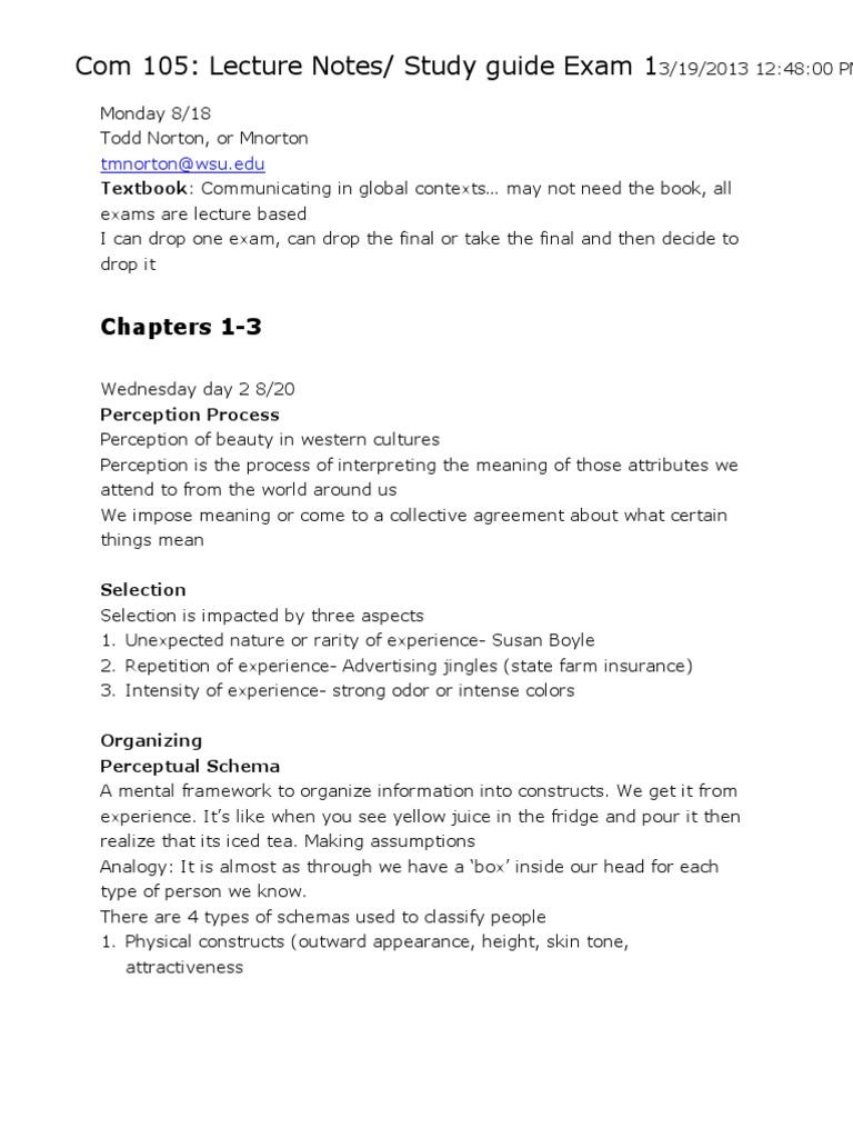com 105 exam 1 wsu complete lecture notes study guide negotiation rh scribd com wsu-conh study guide for nln pharmacology exam wsu-conh study guide for nln pharmacology exam