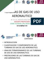 Turbinas de Gas de Uso Aeronautico 24 Febrero 2011