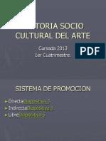Clase inaugural - Historia Socio Cultural del Arte