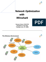 Wireless Network Optimization With Wireshark