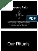 Slavonic Faith
