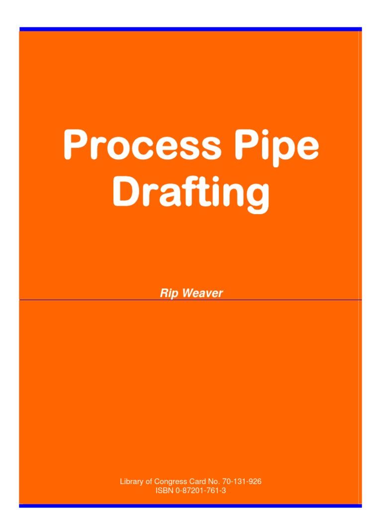 process piping drafting pdf