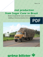 Sugar Cane and Ethanol