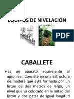 EQUIPOS DE NIVELACIÓN,,,,,,,,,,,,,,