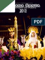 Revista Semana Santa 2013 - Santisteban del Puerto