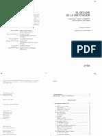 Dubet - El Declive de La Institucion (LIBRO ENTERO)