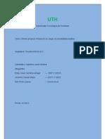 Informe Proyecto Circuitos Electricos II