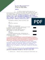 LEGE nr. 295 din 28 iunie 2004 (*actualizata*) privind regimul armelor si al munitiilor (actualizata pana la data de 30 mai 2010*)