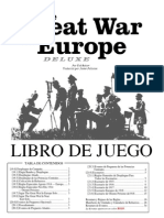The Great War in Europe Escenarios
