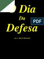 O Dia Da Defesa (a. Melvin McDonald).PDF