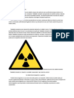 Radiatii Electromagnetice Ionizante