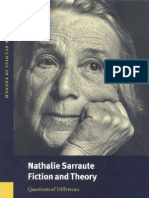 57949433 Nathalie Sarraute Fiction and Theory 0521772117